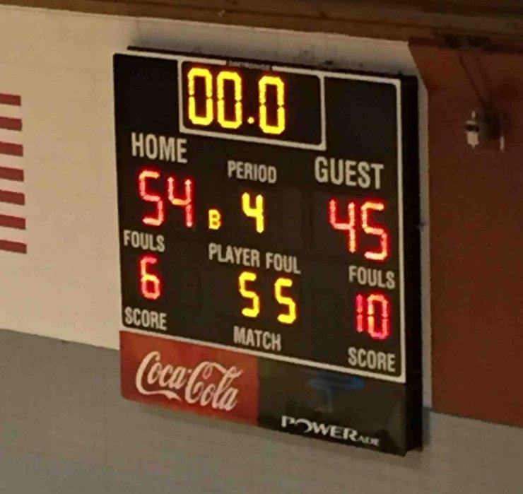 HHS Basketball